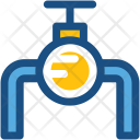 Water Pipe Tube Icon