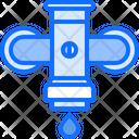 Tap Plumber Plumbing Icon