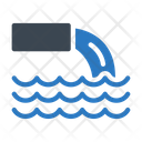 Water Pipe Swimming Icon