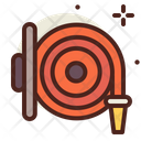 Water Pipe Hose Water Icon