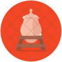 Water Pitcher Water Container Pitcher Stand Icon
