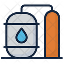 Water Plant Water Power Water Mill Icon