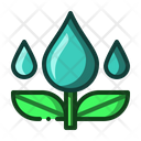 Water Eco Ecology Icon