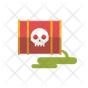 Toxic Waste Icon