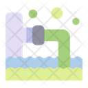 Water Pollution Environment Ecology Icon