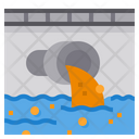 Water Pollution Icon