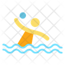Water Polo Water Game Water Sports Icon