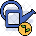 Watering Gardening Plants Icon