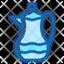 Water Pot Teapot Water Icon