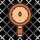 Water Pressure Icon