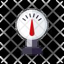 Water Pressure Meter Pressure Meter Meter Icon