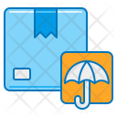 Water Proof Parcel Icon