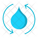 Water Purification Nature Icon