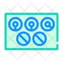 Water Purification Plant Icon