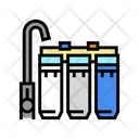 Water Purifier Water Filter House Icon