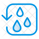 Ecology Drop Water Icon