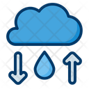 Water Recycle Water Cycle Icon