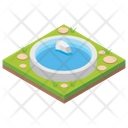 Water Reservoir Icon