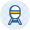 Water Reservoirs Icon