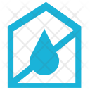 Water Resistant Home Icon