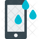 Water Resistant Mobile Icon