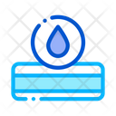 Water Resistant Mattress Icon