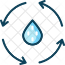 Water Reuse Icon