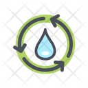 Eco Recycle Green Icon