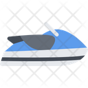 Water Scooter Water Sports Water Icon