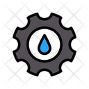 Water Setting Icon