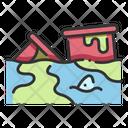 Water sewage Icon