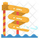 Water Slide Icon