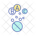 Water Soluble Supplement Icon