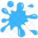 Water Splash Icon