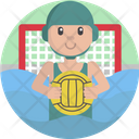 Sports Water Sports Ball Icon