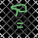 Water Spray Bottle Icon