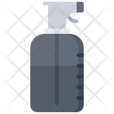 Water Sprayer Hairstyle Icon