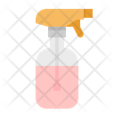 Water Spray Spray Barble Icon