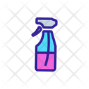 Water Spray Bottle Icon