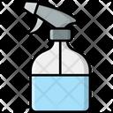Water Spray Bottle Hair Spray Spray Bottle Icon