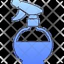 Water Spray Bottle Spray Vase Icon