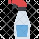 Shower Bottle Water Icon