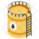 Water Storage Icon