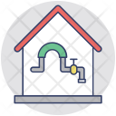 Water Supply System Icon