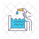 Water Supply Water Tap Faucet Icon