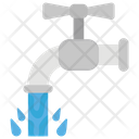 Water Tab Water Supply Drinking Water Icon