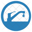 Tap Water Washing Icon