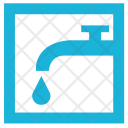 Water Tap Supply Icon