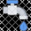 Tap Leak Plumber Icon