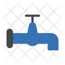 Tap Water Laundry Icon